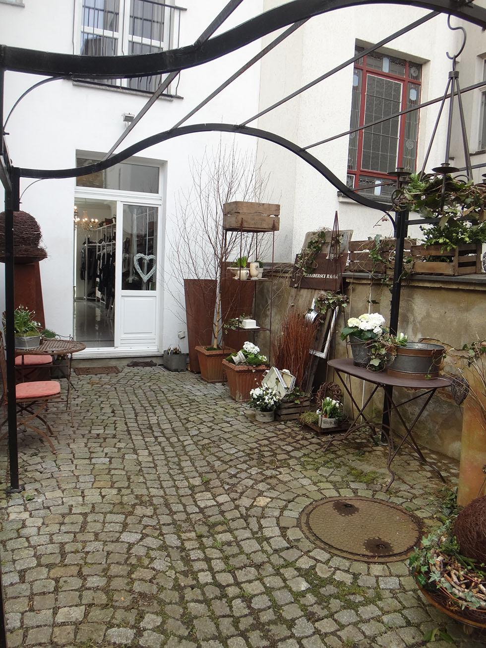 Deko Garten mit genial stil für ihr haus design ideen